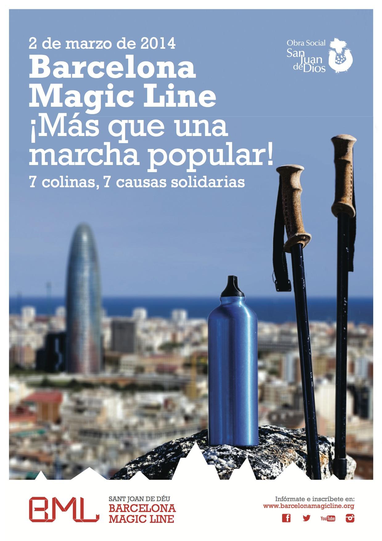 Barcelona magic line elpiscolabis for Haces falta trabajo barcelona