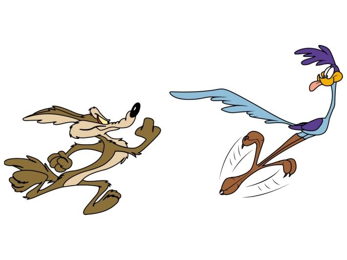 Correcaminos-y-Coyote