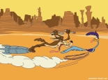Coyote-y-correcaminos