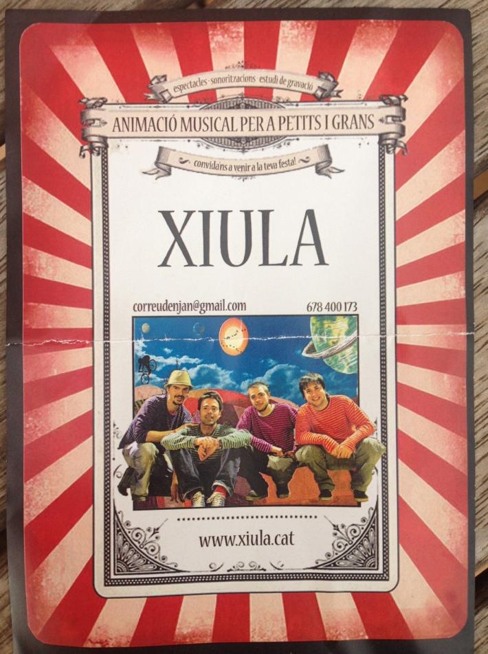 Amb tots vosaltres, Xiula!