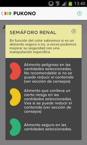 Pukono app para la insuficiencia renal y la hipertensi n for Alimentos prohibidos para insuficiencia renal
